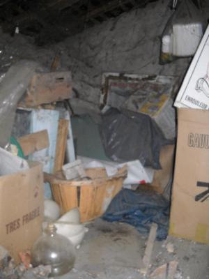 débarras de maison , debarras atelier dans le cher , vider sa maison , dechetterie